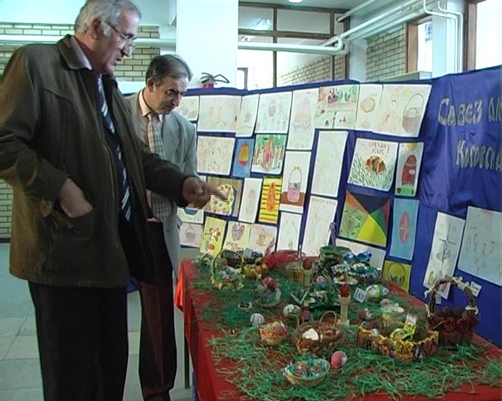 Kulturni život Kosovske Mitrovice posvećen Uskrsu