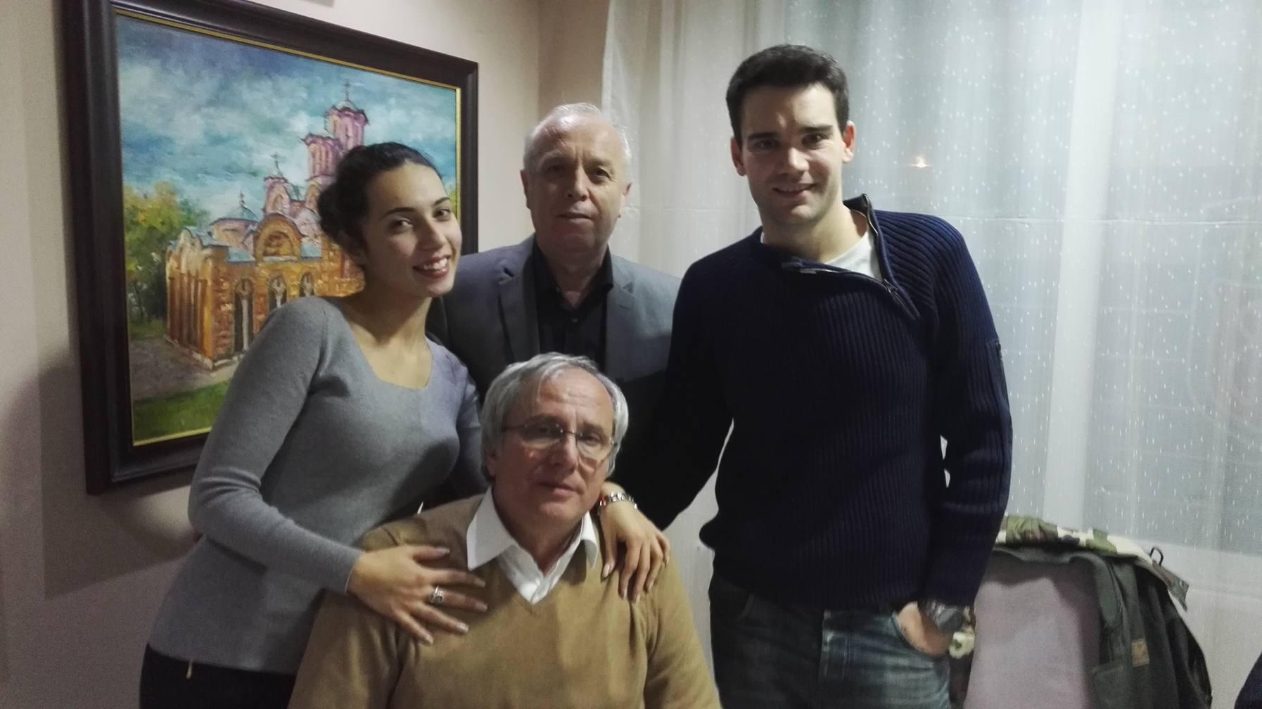 FILM Vojna akademija u Kosovskoj Mitrovici