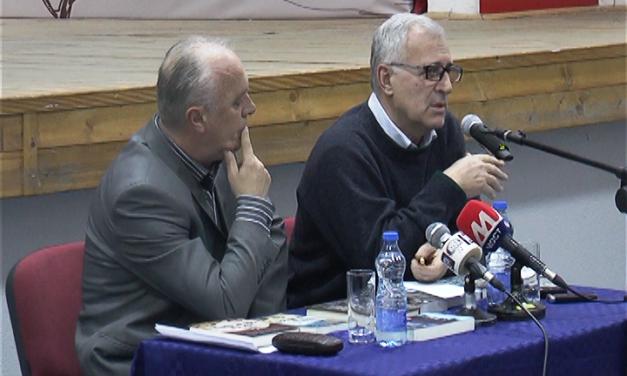 Književo veče poznatog novinara, pisca i scenariste Vanje Bulić