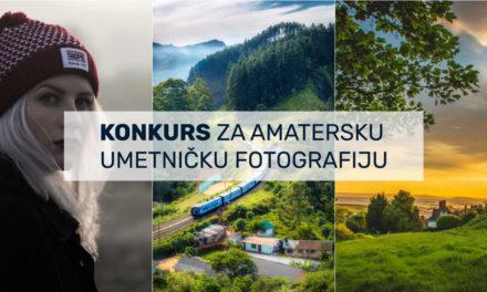 KONKURS ZA AMATERSKU UMETNIČKU FOTOGRAFIJU